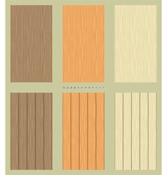 Seamless wooden backgrounds vector
