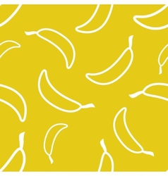 Pattern circuit bananas vector