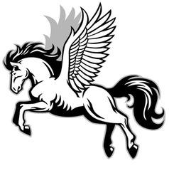 Pegasus vector