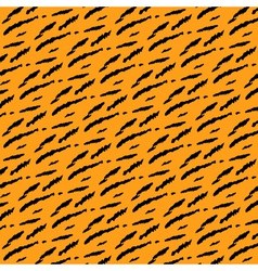 Tiger style background vector