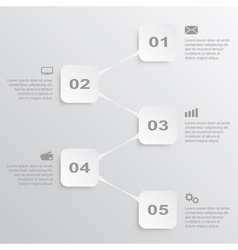 Infographic template 9 vector