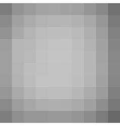 Pixel cubic gradient bacdrop vector