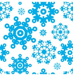 Seamless christmas pattern vector