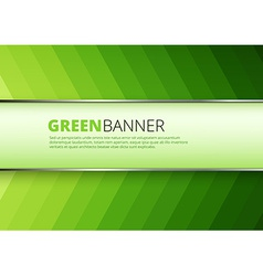 Green arrow technology background vector