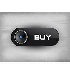 Buy button vector