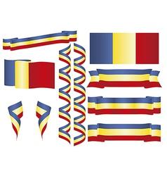 Romania vector