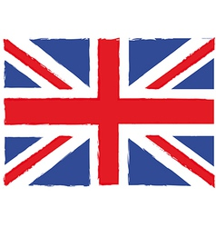 Flag london vector
