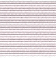 Big seamless pattern triangles on white background vector