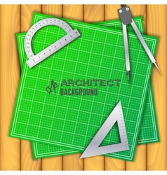Architectural background  contains vector