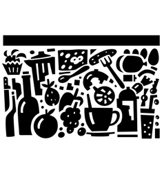 Food and drink - vector
