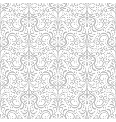 Two tone decorative pattern vector