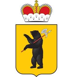 Yaroslavl oblast vector