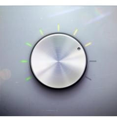 Control knob vector