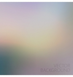 Abstract faded multicolored textured background vector