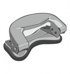 Hole punch vector