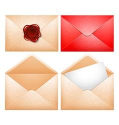 Envelope vector