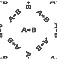 A to b pattern vector