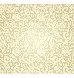 Yellow pattern seamless vector