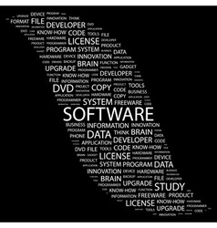 Software vector