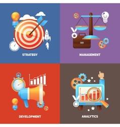 Seo design concepts vector