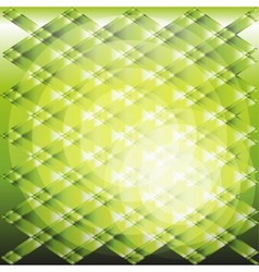 Green circle light gradient plaid texture vector
