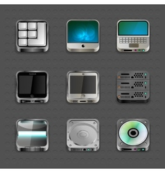 App icons vector