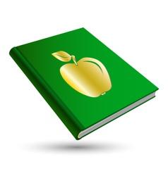 Education book vector