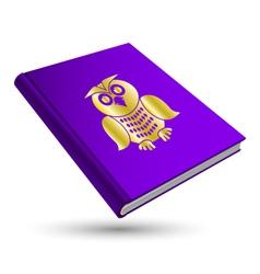 Knowledge book vector