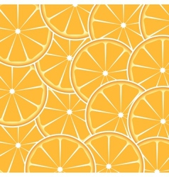 Orange fruit abstract background vector