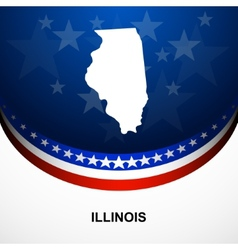Illinois vector