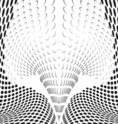 Background abstract black vector