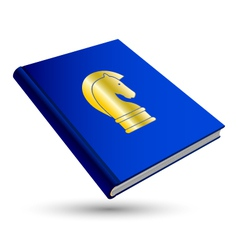 Strategy book vector