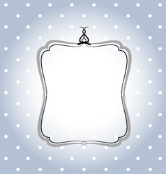 Frames borders greeting card design vector