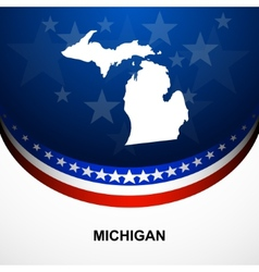 Michigan vector