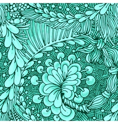 Zentangle pattern vector