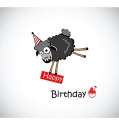 Birthday vector
