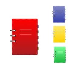 Work book vector
