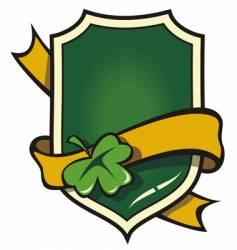Irish symbol vector