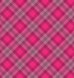 Pink fabric pattern vector