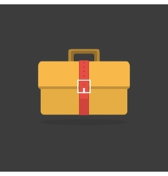 Suitcase - icon vector