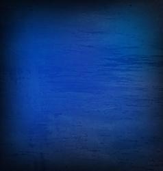 Blue vintage texture vector