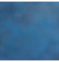 Abstract cloudy blue pattern background vector