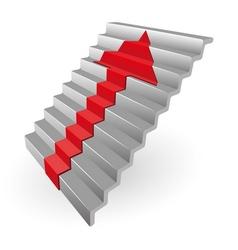 Staircase vector
