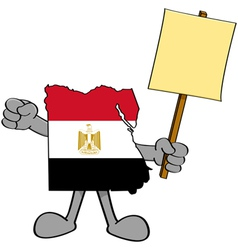 Egypt protest vector