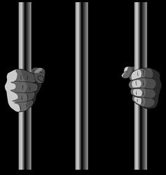 In jail vector