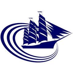 Sailing ship 14 vector