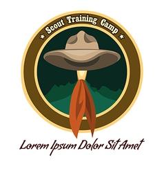Scout logo vector