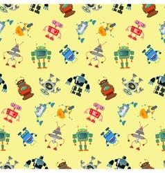 Robot pattern vector