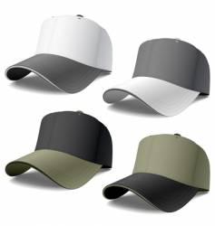 Caps vector