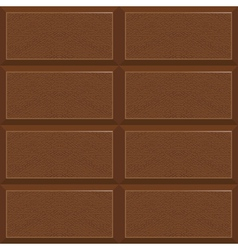 Chocolate bar vector